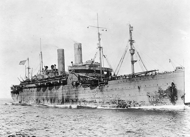 ship ss george washington